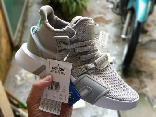Adidas EQT trang xanh