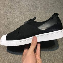 Adidas Originals Superstar Slip-on đen