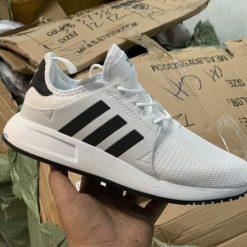 giay Adidas XPLR trang vach den HSSneaker