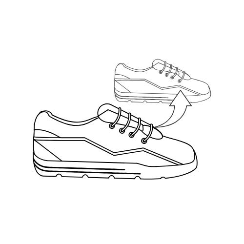 Bo suu tap Giay sneaker rep
