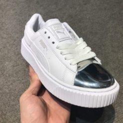 Giay Puma mui bac bong H&S Sneaker
