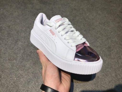 Giay Puma mui hong bong H&S Sneaker (2)