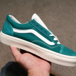 Giay vans vaulr xanh h&s sneaker