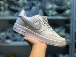 Nike Air Force 1 trang thap phan quang h&s sneaker