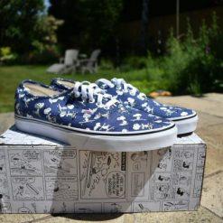 VANS x PEANUTS h&S sneaker