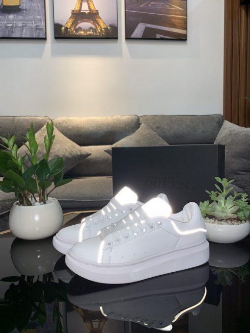 alexander mcqueen trang phan quang H&S Sneaker