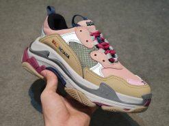 balenciaga triple s rep nau hong phan quang H&S Sneaker