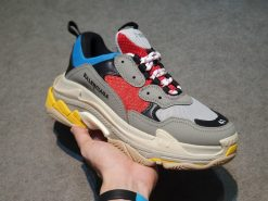 balenciaga triple s rep xanh do H&S Sneaker