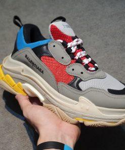 balenciaga triple s rep xanh do H&S Sneaker