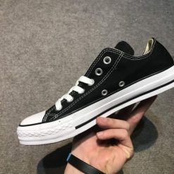 converse classic rep den thap H&S Sneaker (2)
