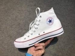converse classic rep trang cao H&S Sneaker