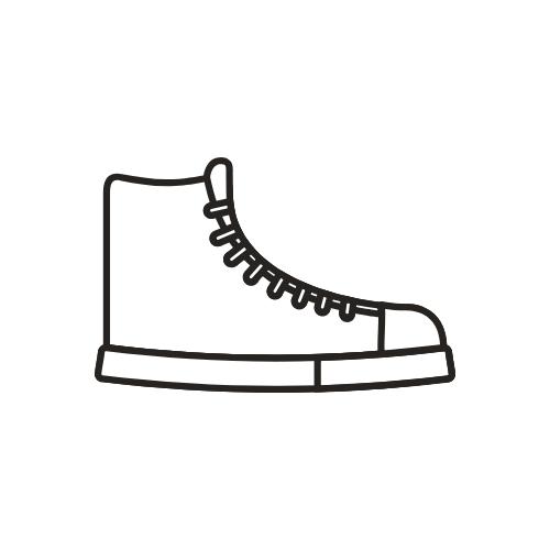 phong cach Giay sneaker rep