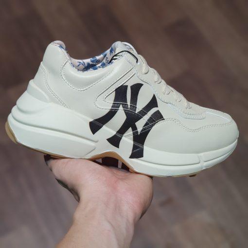 Giay Gucci Rhyton NY 'New York Yankees' logo NY rep11 gia re ha noi
