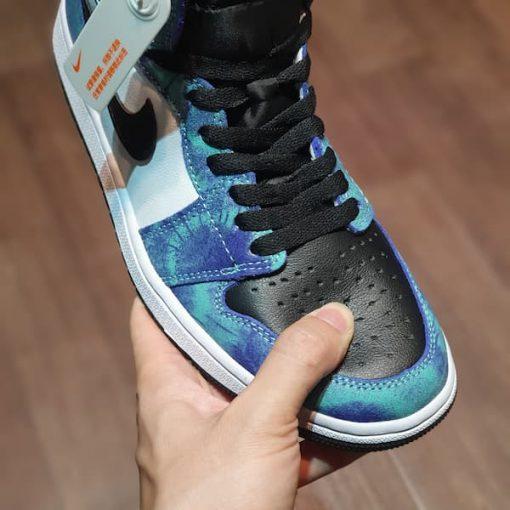 Giay Nike Air Jordan 1 Retro High Tie Dye rep 11 gia re ha noi