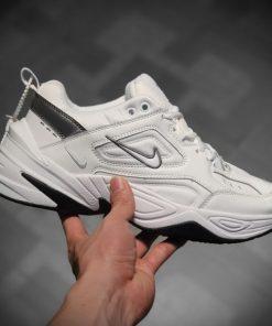 Giay Nike M2K Tekno trang got den