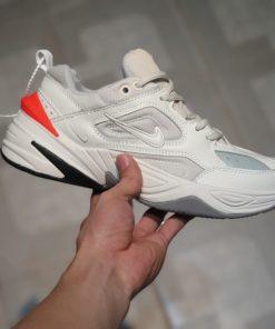 Giay Nike M2K Tekno trang got do