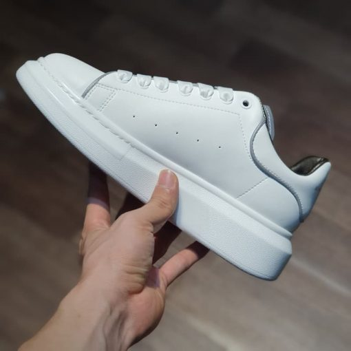 giay Alexander McQueen Oversized White 553680WHGP59000 giay MCQ trang phan quang rep 11 gia re ha noi