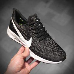 giay Nike Air Zoom Pegasus 36 mau den de trang