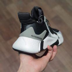 Giay Adidas Alphabounce Instinct M mau den got trang rep 11 gia re
