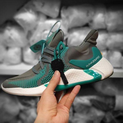 Giay Adidas Alphabounce Instinct M mau moi mau xanh