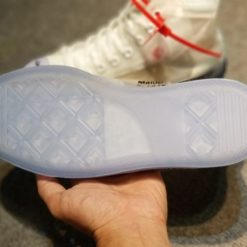 Giay Converse Chuck 70 x Off White Vulcanized Trong suot replica ha noi
