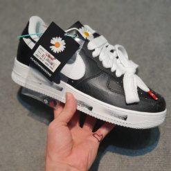Giay Nike Air Force 1 ban hoa cuc troc son rep 1:1