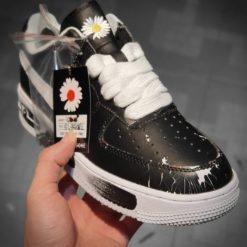 Giay Nike Air Force 1 hoa cuc Low GD Big Bang troc son
