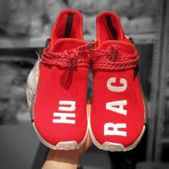 Giay Pharrell Williams x Adidas Human Race NMD mau do gia re ha noi
