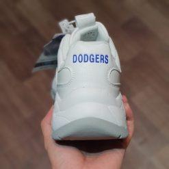 Giay thể thao unisex MLB LA Dodgers Big Ball Chunky 32SHC1011-07W Trang chu xanh rep 11 gia re ha noi