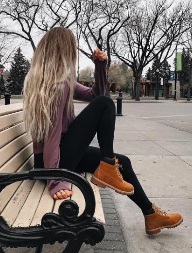 Sự hoàn hảo của đôi giày Timberland có thể chinh phục mọi trái tim