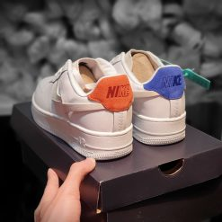 nike air force 1 LX vandalised do xanh