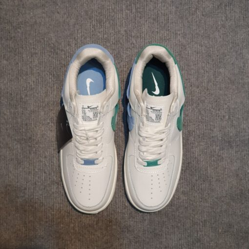 nike air force 1 LX vandalised xanh