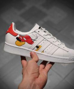 Giay Adidas Superstar chuot Mickey Rep gia re ha noi