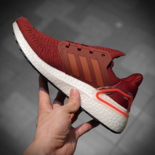 Giay Adidas Ultra Boost 2020 mau do man