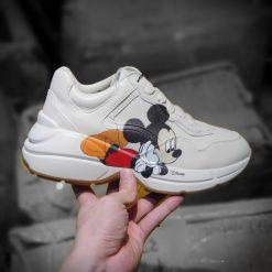 Giay Disney x Gucci Rhyton chuot Mickey