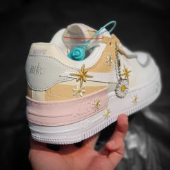 Giay Nike Air Force 1 Shadow SE Aura hoa cuc
