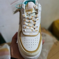 Giay Nike Air Force 1 Shadow SE Aura hoa cuc