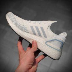 giay Adidas Ultra Boost 2020 mau trang