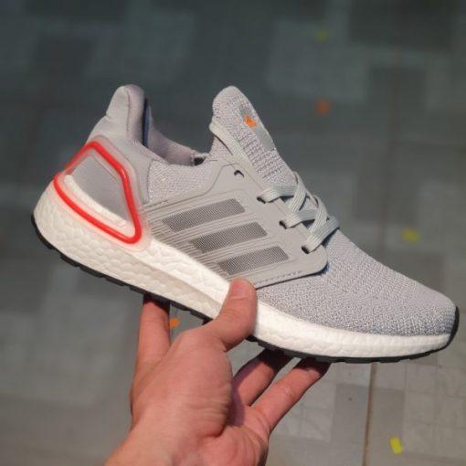 giay Adidas Ultra Boost 2020 mau xam