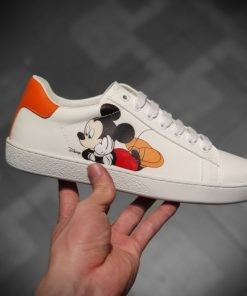 giay gucci ace mickey disney ha noi