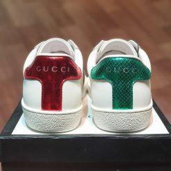 got Giay Gucci Ace bee Gucci Ong vang 431942 A38G0 9064 rep 11 gia re ha noi