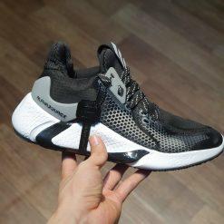Giay Adidas Alpha Bounce Edge XT 2020 den trang