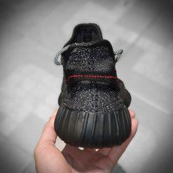 Giay Adidas Yeezy 350 Boost v2 Static den Full phan quang