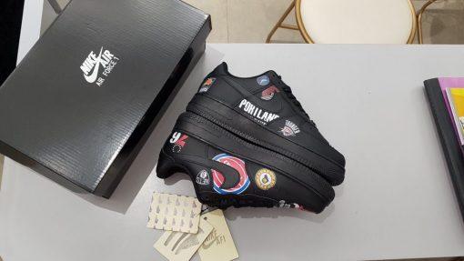 Giay Nike Air Force 1 Supreme Chicago Bulls den co thap gia re ha noi