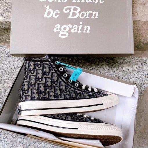giay Converse x Dior rep 11 gia re ha noi