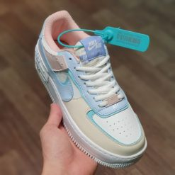 Giay Air force 1 AF1 Shadow phien ban 'Macaroon Candy' rep 11 gia re