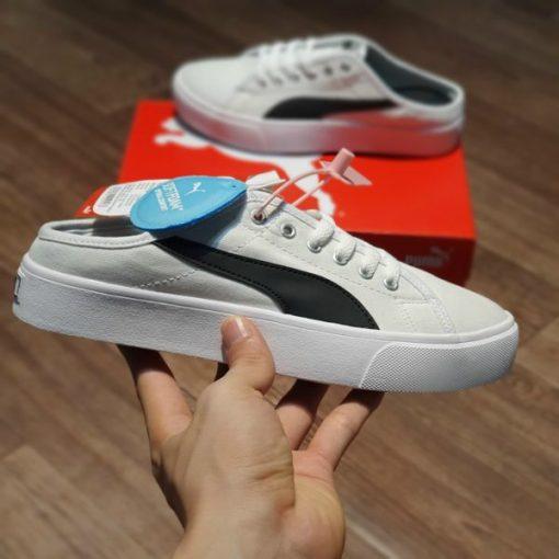 Suc Puma Bari Mule Sneaker mau trang