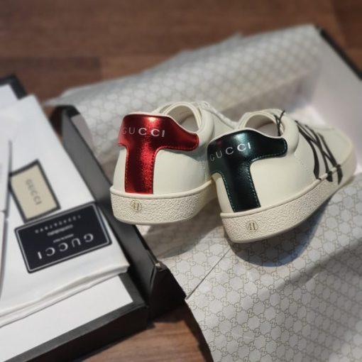 Giay Gucci Ace Leather logo NY