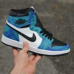 Giay Nike Air Jordan 1 Retro High Tie Dye gia re ha noi