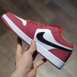 Giay Nike Air Jordan 1 low Noble red do man thap co